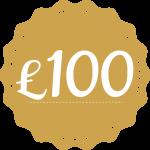 £100 donation